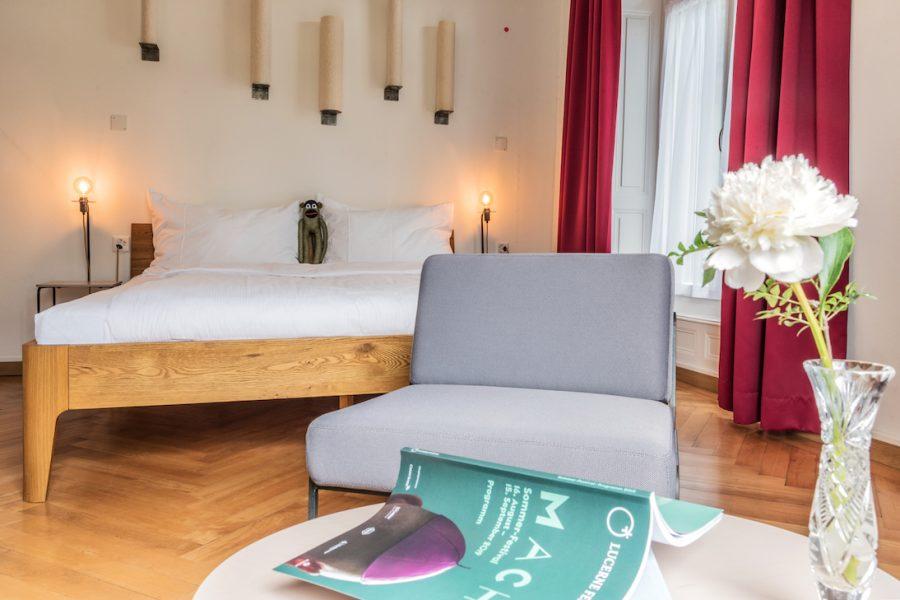 Hotel Beau Sejour Zimmer